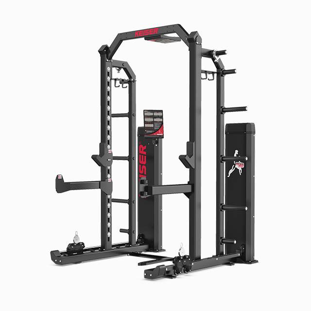 Keiser-Half-Rack-Short-With-Air-Fitness-Machine-1030_Updated-grey
