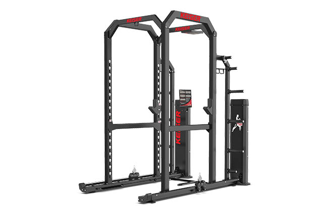 Keiser-Power-Rack-With-Air-Fitness-Machine-0530